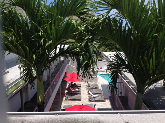 Royal Palms Resort & Spa: View from 3rd floor