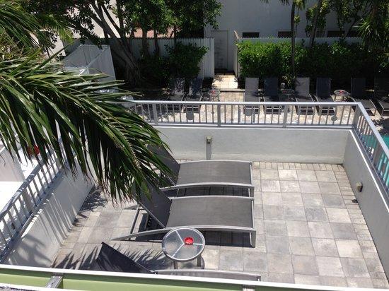 Royal Palms Resort & Spa: Sun deck