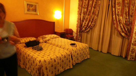 Hotel Minerva Palace: oda