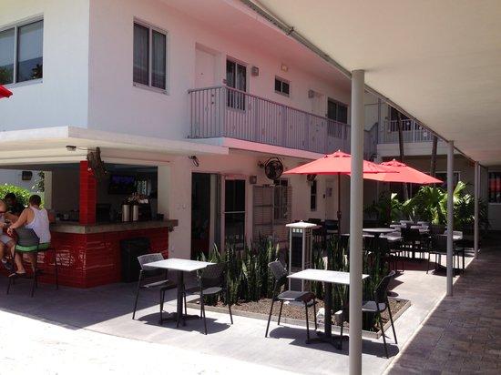 Royal Palms Resort & Spa: Outdoor Dining