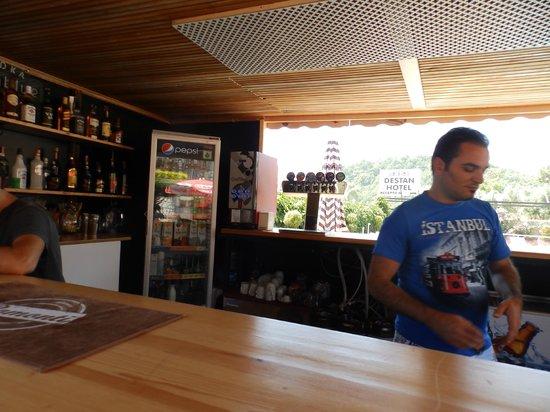 Hotel Destan: Destan Hill Bar