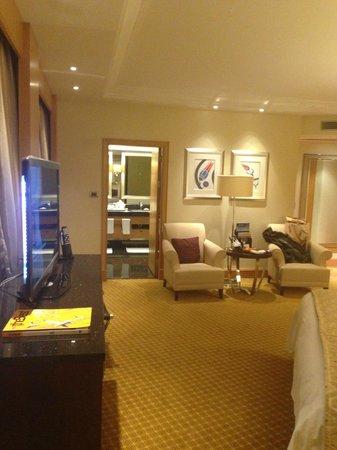JW Marriott Hotel Ankara: Oda