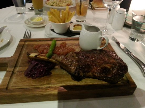 Lenzerheide Restaurant: steak