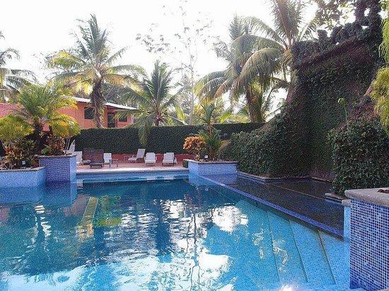 Hotel Diuwak : The pool