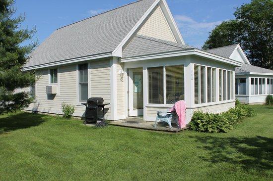 The Cottages at Summer Village : Cottage near back of village!