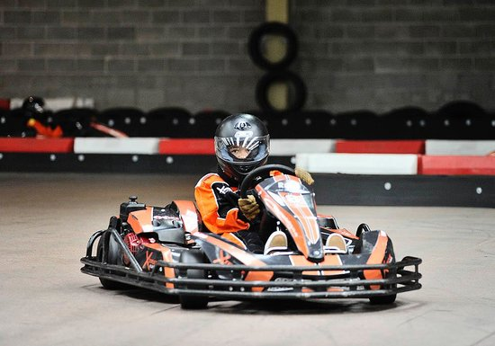 ‪Xtreme Karting and Combat Edinburgh‬