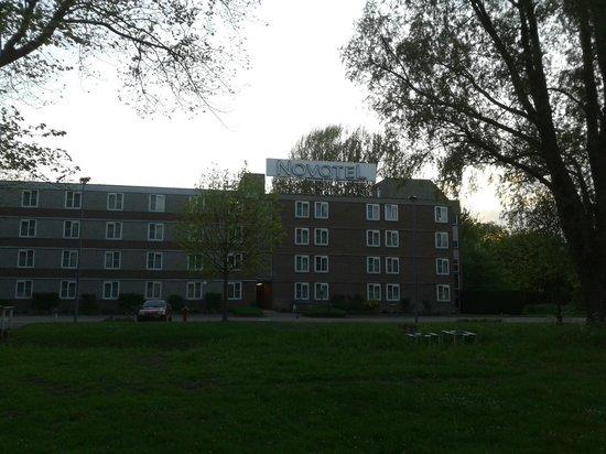 Novotel Rotterdam-Schiedam: Hotel