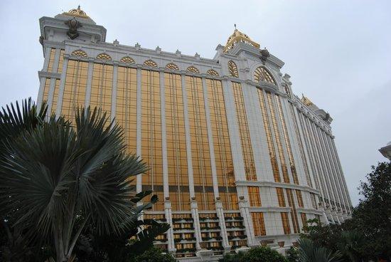 Banyan Tree Macau : Extérieur