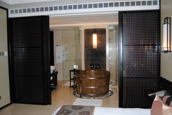 Banyan Tree Macau : Salle de bains