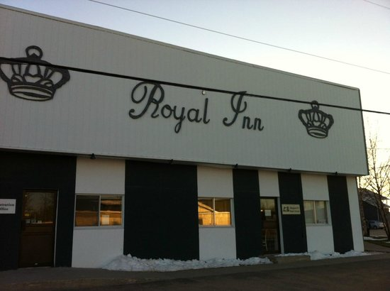 Royal Inn + Suites: Royal Inn & Suites, Happy Valley-Goose Bay (2012)