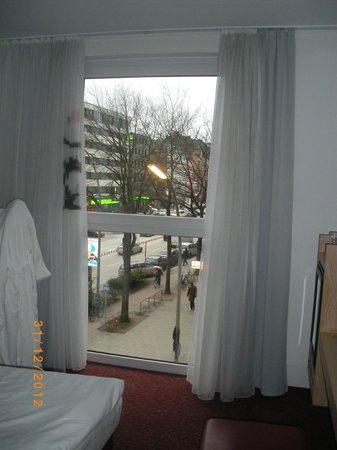 ARCOTEL Rubin: вид из окна