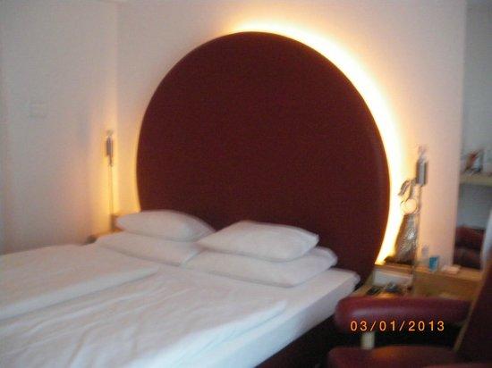 ARCOTEL Rubin: хорошая кровать