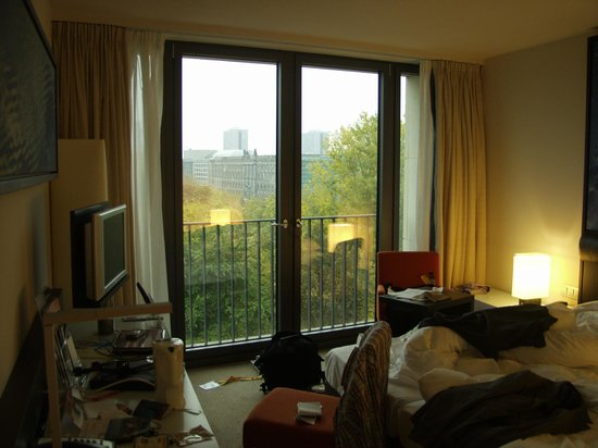 Radisson Blu Hotel, Berlin: my room