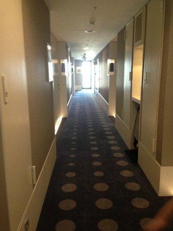 Radisson Blu Hotel Istanbul Asia: Otel koridoru