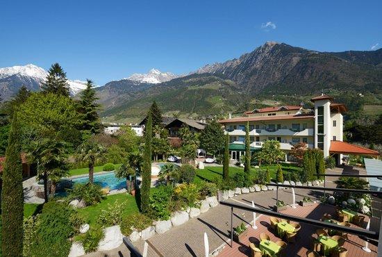 Hotel Dorner Algund Italy
