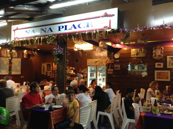 Na Na Place: Great food!