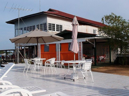 Hotel la Terraza: Terrace