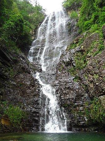 Temurun Waterfall: Air Terjun Temurun