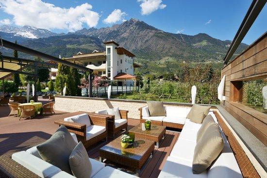 Hotel Dorner: Terrazza