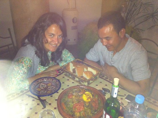 Riad Elixir: THE tagine !!