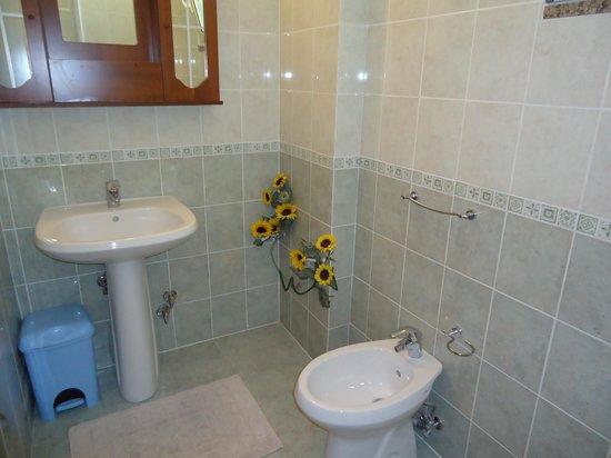 Ciuscia affittacamere: Il bagno in camera