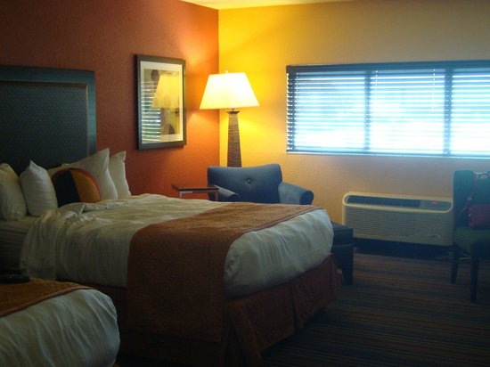 Coco Key Hotel and Water Park Resort: Room