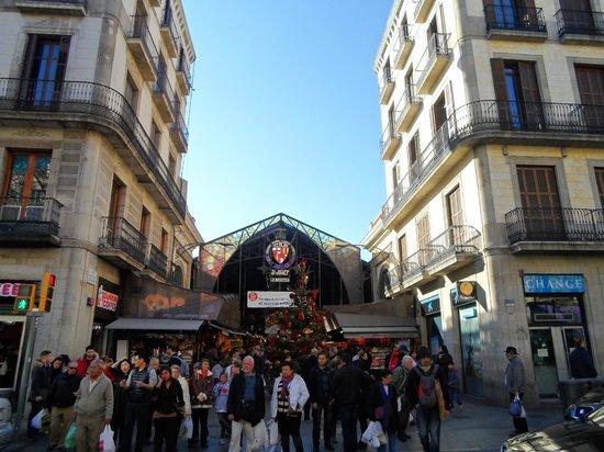 Mercat de Sant Josep de la Boqueria, Barcelona. - Picture of St. Josep La Boq...