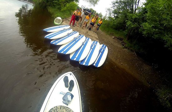 Stand Up MN Paddleboarding Day Tours: Getting started