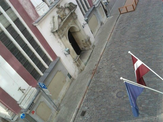 Отель Radi un Draugi: View from my room