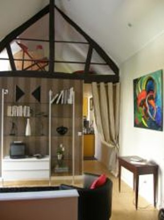 Le Chartil Des Arts : le studio d'hôtes