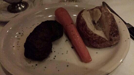 Bob's Steak and Chophouse: best steak ever!