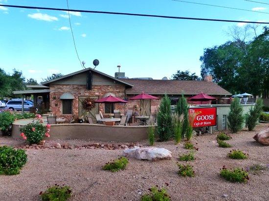 The Andante Inn of Sedona: Golden Goose Restaurant