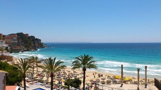 Be Live Adults Only Costa Palma: vacker utsikt