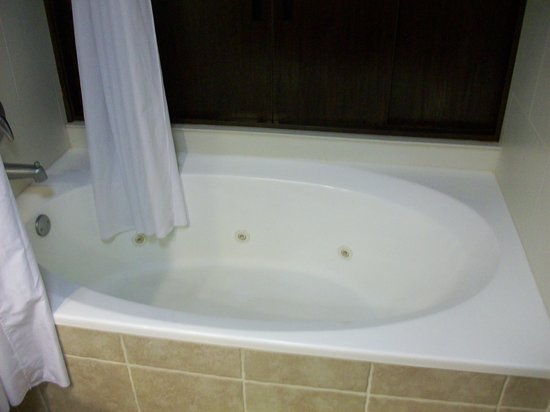 Hampton Inn Gatlinburg: Jacuzzi