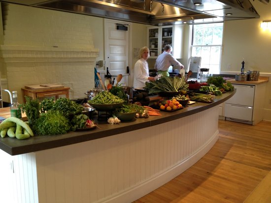 Cavallo Point: Cooking school!