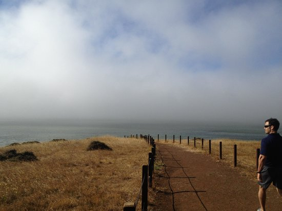 Cavallo Point: Overlooking the Bay