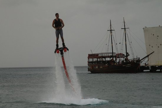 Go Flyboard: A PIRATE?