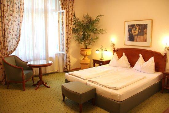 Hotel Park Villa: Superior Doubleroom