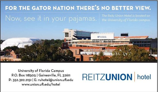 Uf Booking A Room In The Reitz