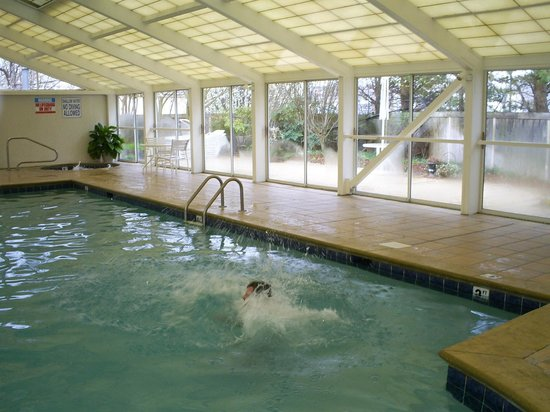 La Quinta Inn & Suites Pigeon Forge: Indoor pool