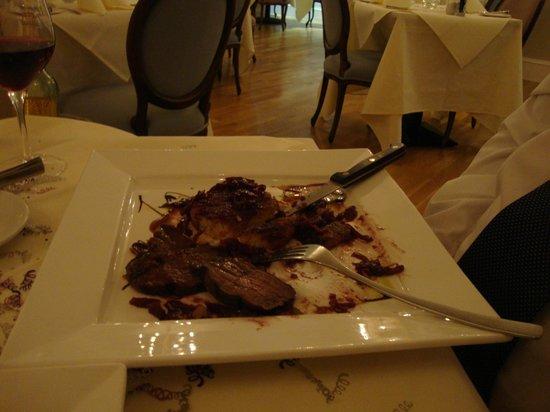 The Duke's Head Hotel: Venison
