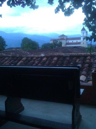 Hotel Mariscal Robledo: Segunto Piso Sala de descanso