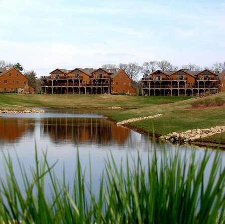 Northern Bay Resort: Golf Course View Condominiums
