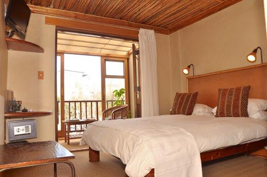 Ikhaya Lodge : Entrance 1