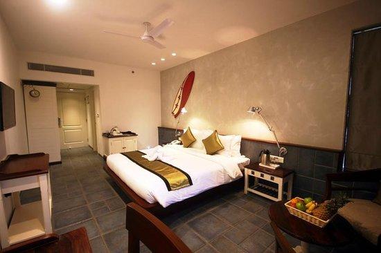 The Fern Residency Miramar Hotel & Spa : Superior Room