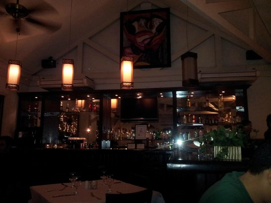 David's Steak and Seafood Restaurant: interior2