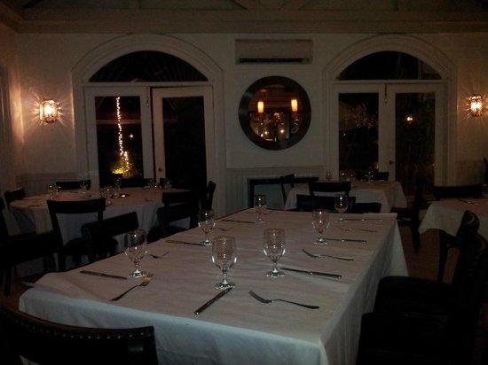 David's Steak and Seafood Restaurant: interior