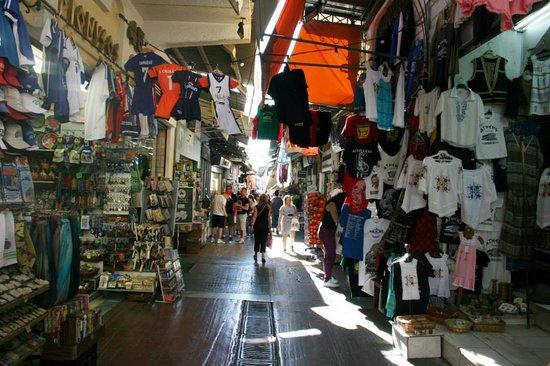 Shopping near Plaka Hotel