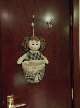New Friendship Hotel: détail de la salle de bain