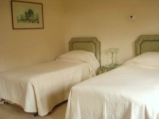 Brae House Bed And Breakfast: Twin Room